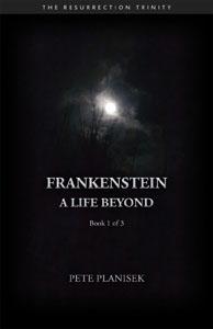 Frankensten A Life Beyond Cover