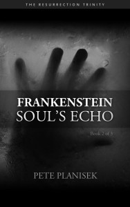 Frankensten Soul's Echo Cover